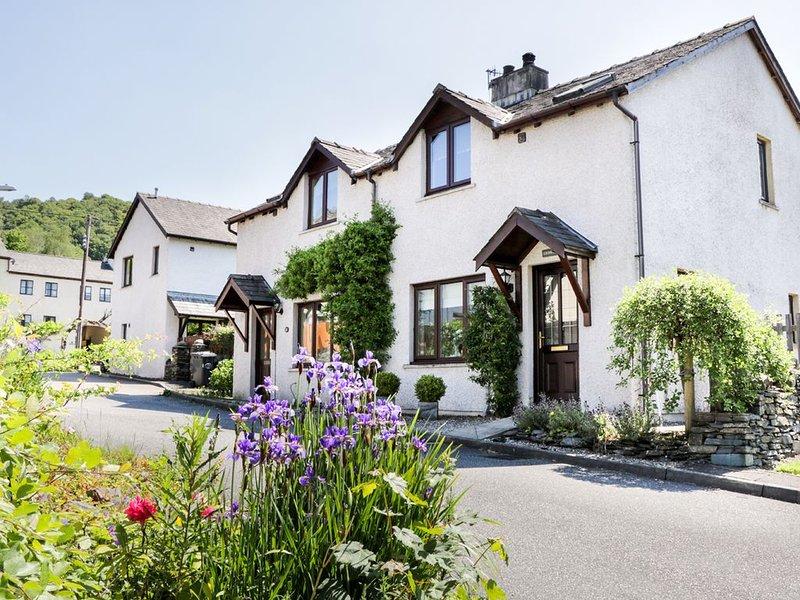 Grimbles Cottage, BACKBARROW, casa vacanza a Backbarrow