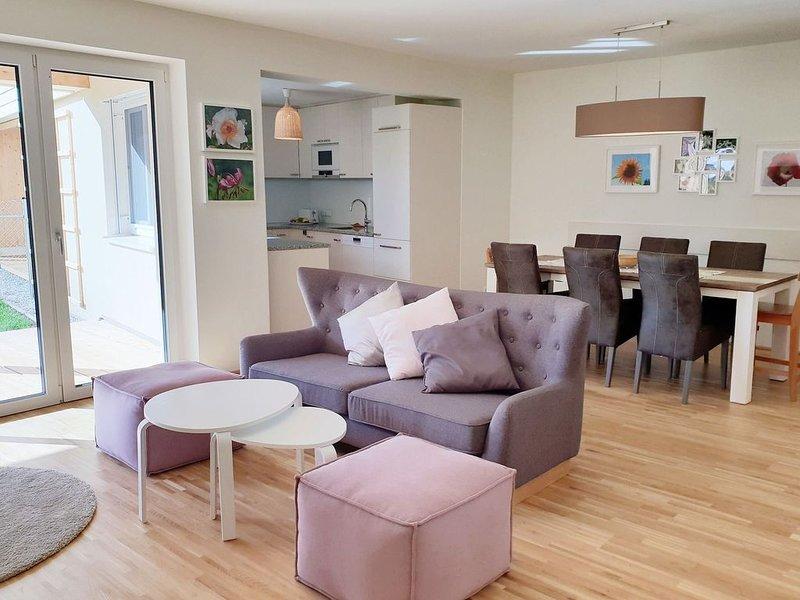 Modern Apartment in Tamsweg with Garden, holiday rental in Lessach