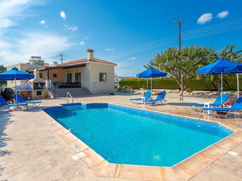 Bela vivenda com piscina privada e terraço