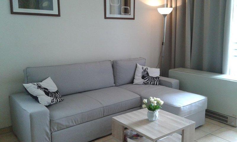 appartement in het sportgebied van Winterberg, casa vacanza a Langewiese