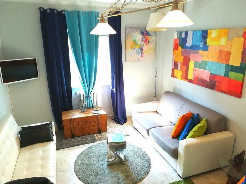 Appartamento in Trastevere., alquiler vacacional en Il Casaletto