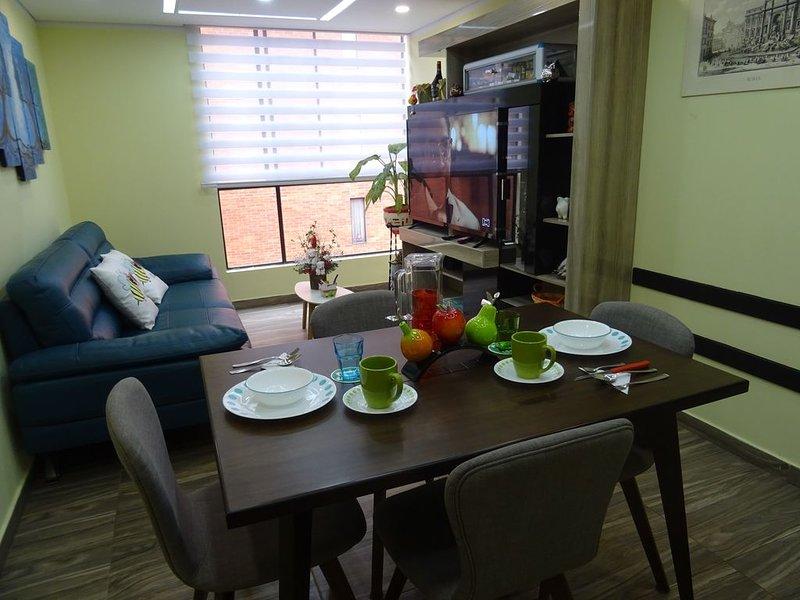 Appartamento in zona centrale Hayuelos, holiday rental in Tena