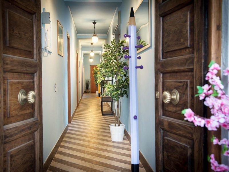 Appartamento turistico Gioful - Capo Peloro, Messina, vakantiewoning in Bagnara Calabra