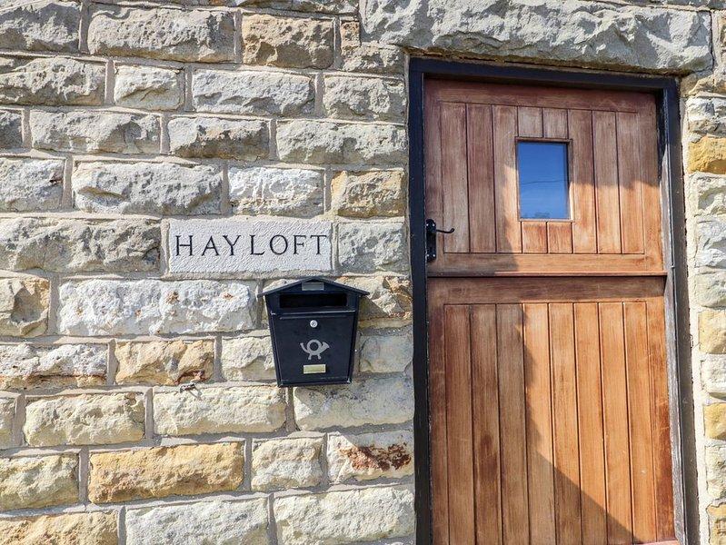 Hayloft, STAINTONDALE, holiday rental in Ravenscar
