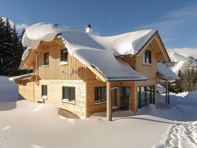 Magnificent Chalet in Hohentauern with Whirlpool & Sauna, holiday rental in Moederbrugg