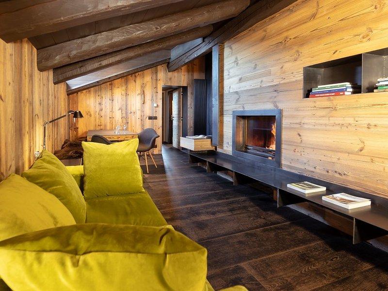 HAUS PA' SEFN  'ALLOGGIO'SULLE NUVOLE', holiday rental in Santo Stefano di Cadore