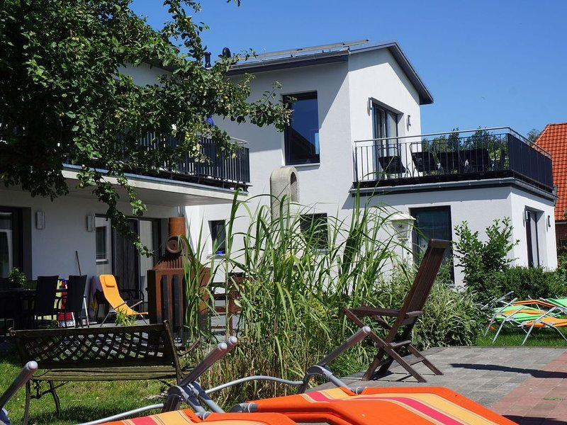 Tastefully Furnished Sea View Villa in Malchow, location de vacances à Insel Poel