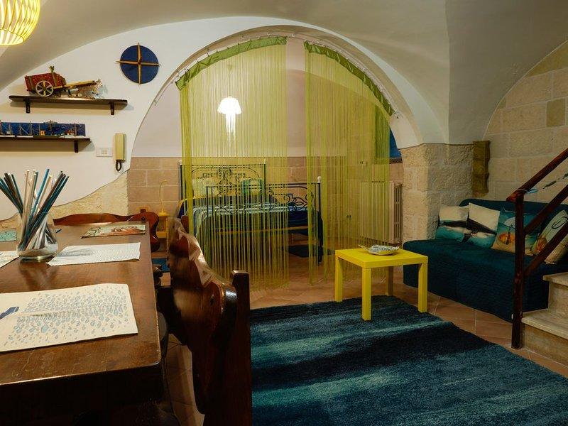 Intero Appartamento | Free Wifi | Arredamento in stile marino, vacation rental in Toritto