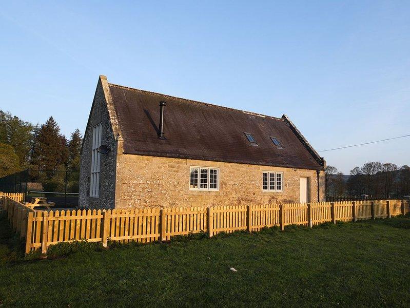 Greystead Institute, BELLINGHAM, holiday rental in Bellingham