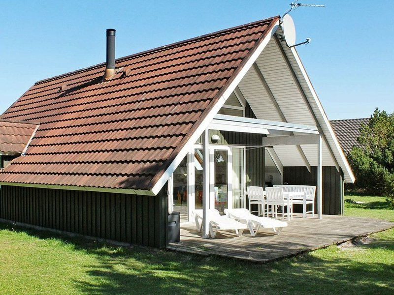 Peaceful Holiday Home in Rømø With Relaxing Sauna, location de vacances à Toender