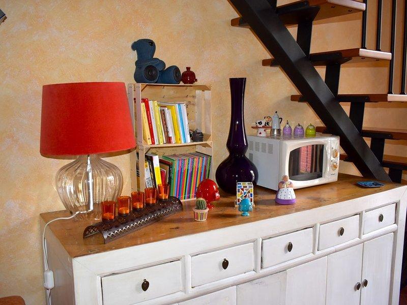 Mau-House 44 Apartment, holiday rental in Villabate