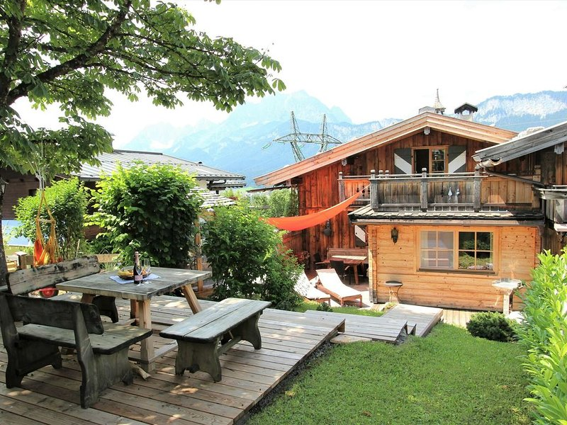 Attractive Chalet in St Johann with Sauna, vacation rental in St Johann in Tirol