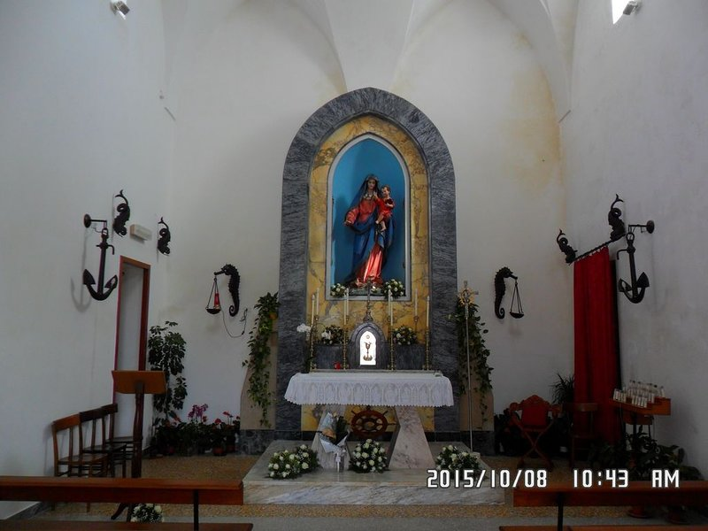 Otranto - Madonna Alto Mare Church