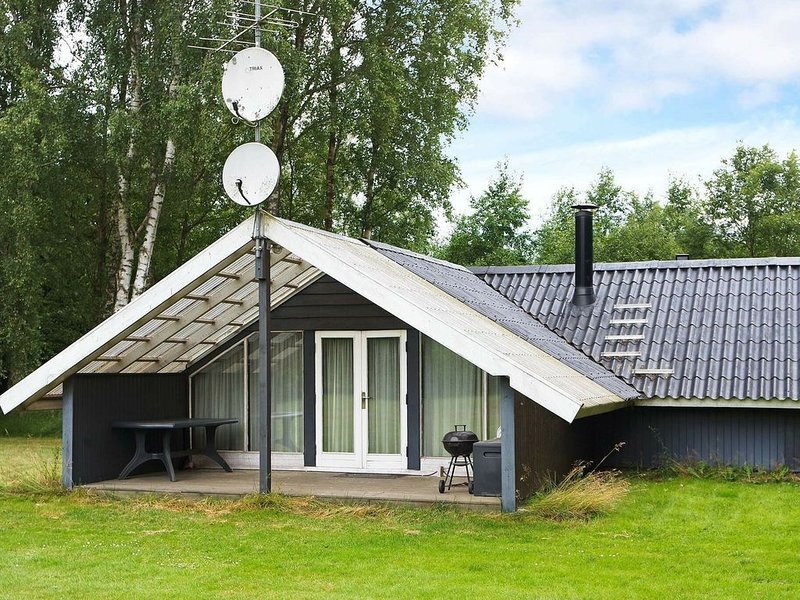 Luxurious Holiday Home in Hadsund with Terrace, vacation rental in Rebild Municipality