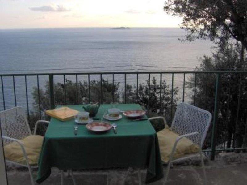Positano: Tipica dimora rustica  (vacanza relax), Ferienwohnung in Positano