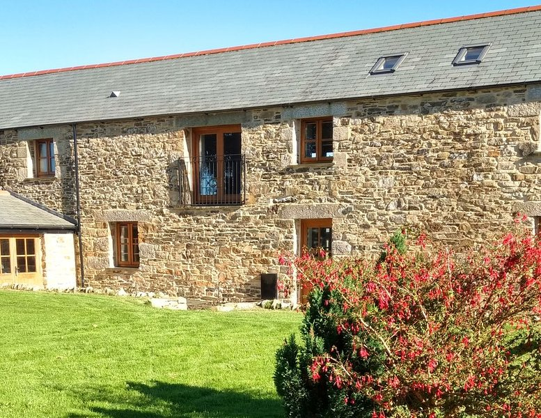 Granary Barn, North Cornwall, Ferienwohnung in Camelford