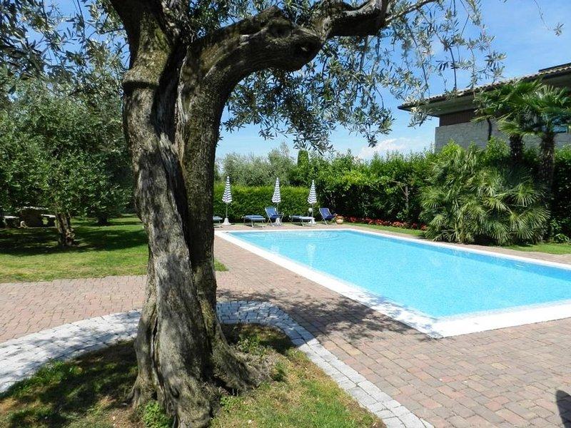 Villa Olea in Lazise, Lake Garda, holiday rental in Lazise