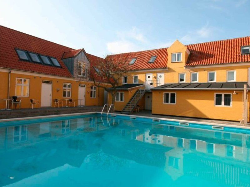 Modern Apartment in Gudhjem with a Swimming Pool, vacation rental in Roenne