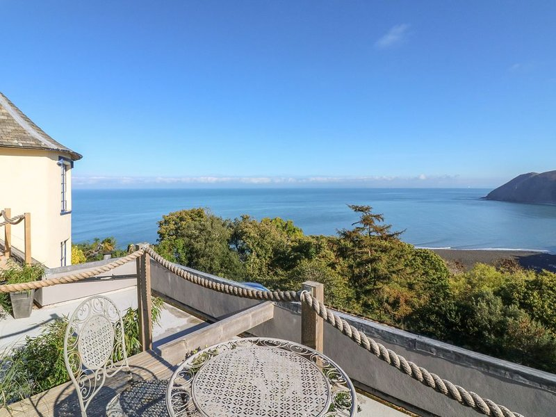 C S Lewis Balcony, LYNTON, holiday rental in Barbrook