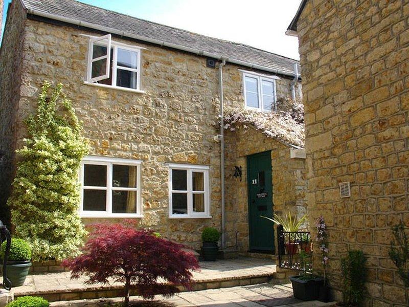 Fiddlesticks Cottage, BEAMINSTER, casa vacanza a Seaborough