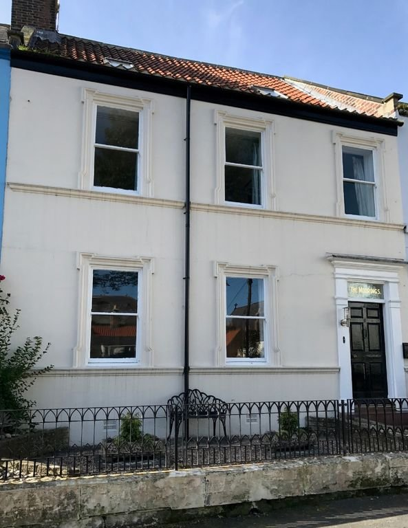 Spacious Georgian Townhouse in Central Whitby
