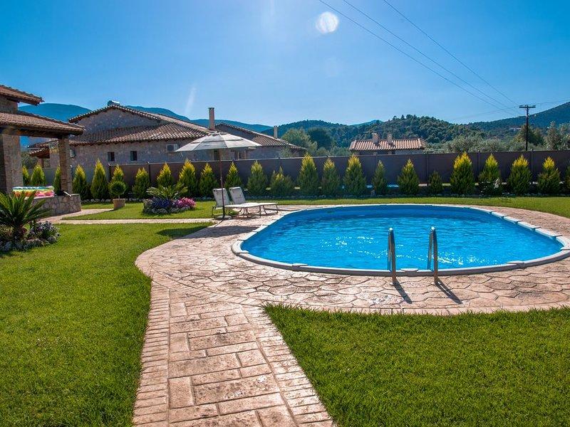 Villa Argie Dream Epidavros, holiday rental in Sofiko