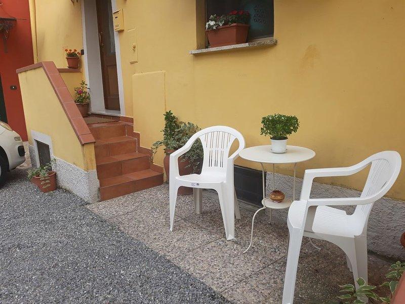 Casa Prince. È un ambiente a contatto con la natura con aria fresca e pulita., holiday rental in Villa Basilica