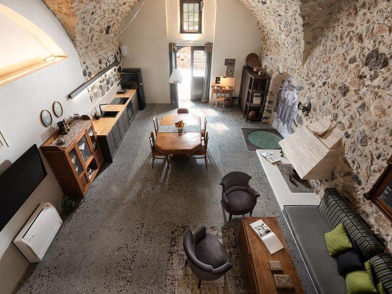 Canava Villas #2 * Emporio, Santorini, location de vacances à Vlycha