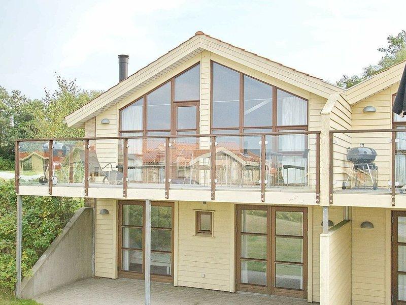Luxurious Cottage in Egernsund Jutland with Sauna, vacation rental in Egernsund