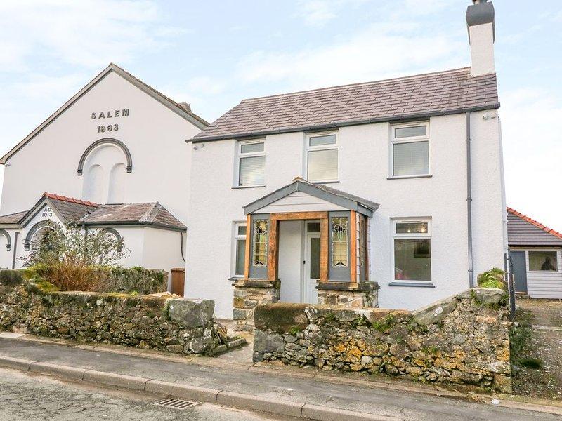 Ty Capel, PWLLHELI, holiday rental in Llanaelhaearn