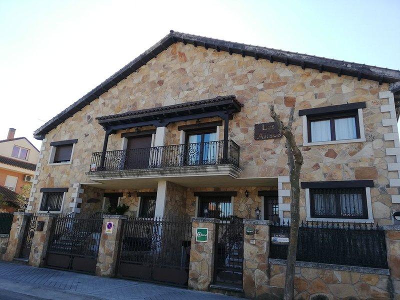 Los Alisos country house, location de vacances à Manzanares el Real