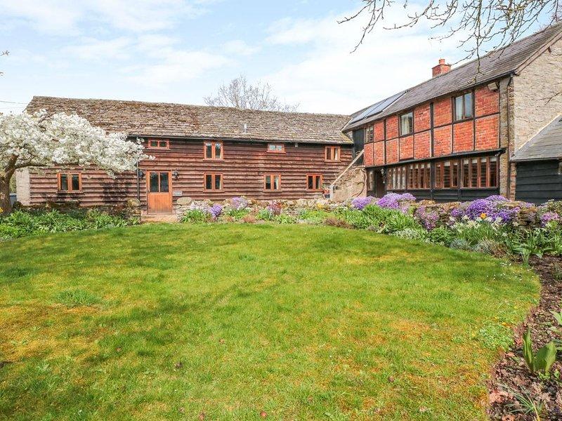 The Old Barn, EARDISLEY, holiday rental in Staunton on Wye