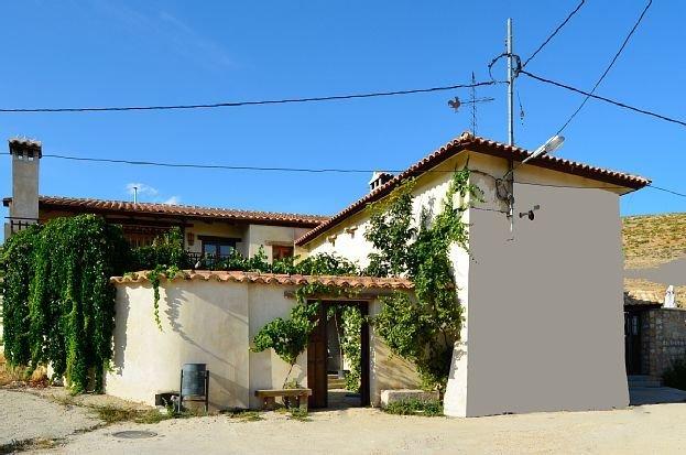 Casas Rurales Santa Ana de la Sierra para 15 personas, holiday rental in Elche de la Sierra