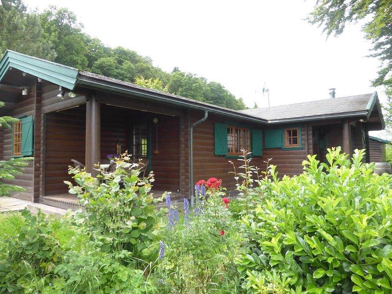 Te huur Noorse vakantie sfeervolle bungalow op een prachtige locatie, location de vacances à Korbach