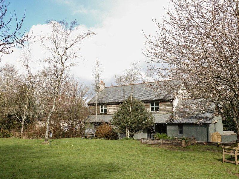 Spring Park Farmhouse, LAUNCESTON, location de vacances à Linkinhorne