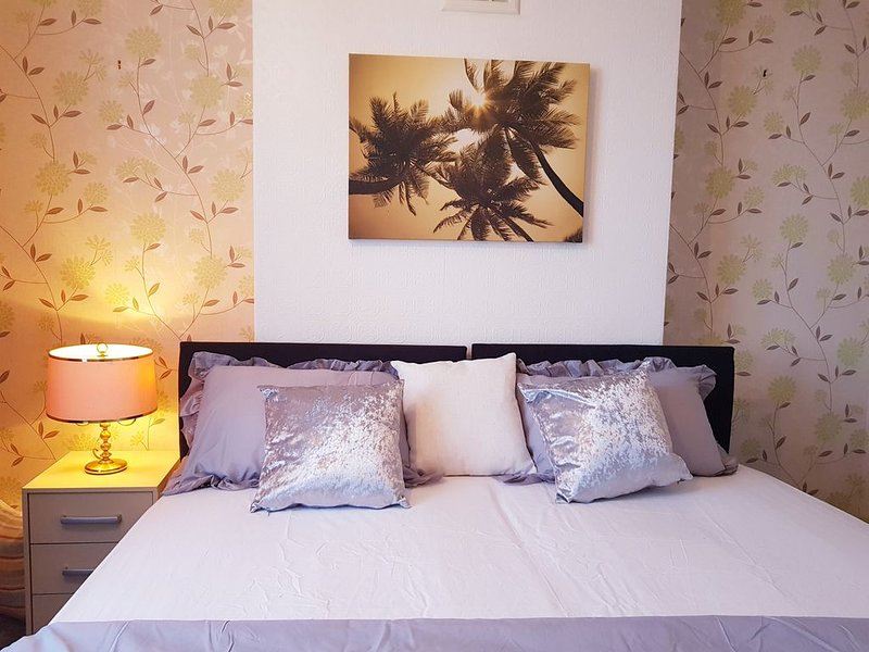 A FULLY FURNISHED 2 BEDROOM TERRACE HOUSE FOR YOUR COMFORT, vacation rental in Church Langton