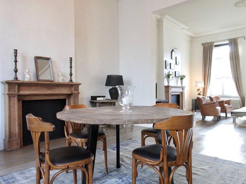 Cap's House Deluxe - In City Centre, vacation rental in Lokeren
