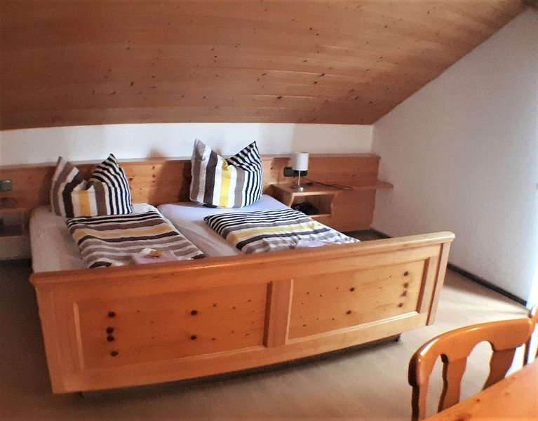 Appartement 5, 55qm, Balkon, 2 Schlafzimmer, max. 6 Personen, location de vacances à Feldberg