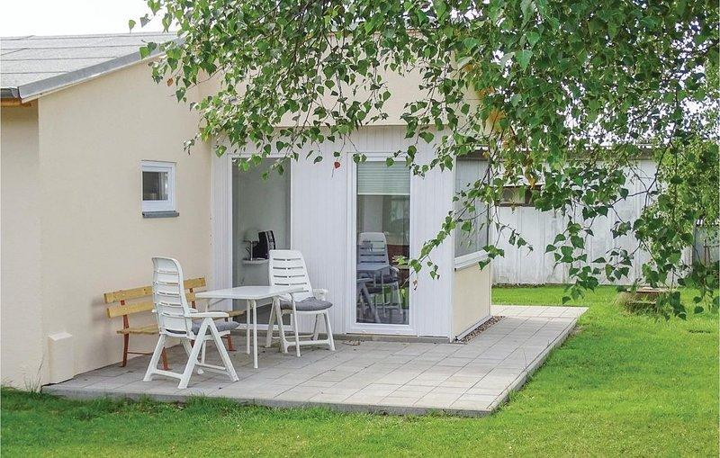 1 Zimmer Unterkunft in Insel Poel, holiday rental in Timmendorf