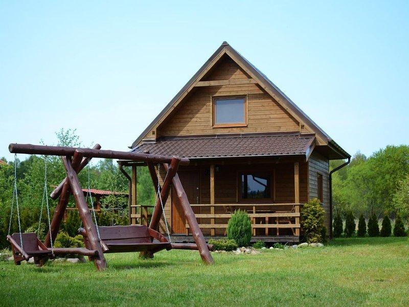 Ferienhaus Kopalino für 1 - 6 Personen - Ferienhaus, alquiler de vacaciones en Leba