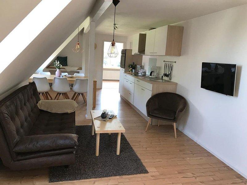 Ferienwohnung/App. für 6 Gäste mit 84m² in Heide (93019), aluguéis de temporada em Hanerau-Hademarschen