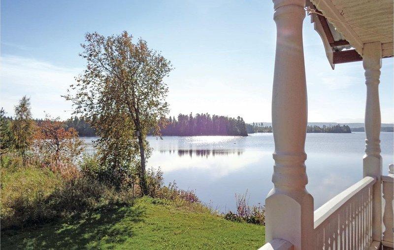 3 Zimmer Unterkunft in Mattmar – semesterbostad i Jämtland and Härjedalen