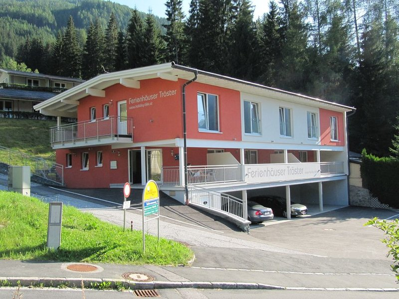 Ferienwohnung/App. für 4 Gäste mit 44m² in Bach (90971), casa vacanza a Kleinkirchheim