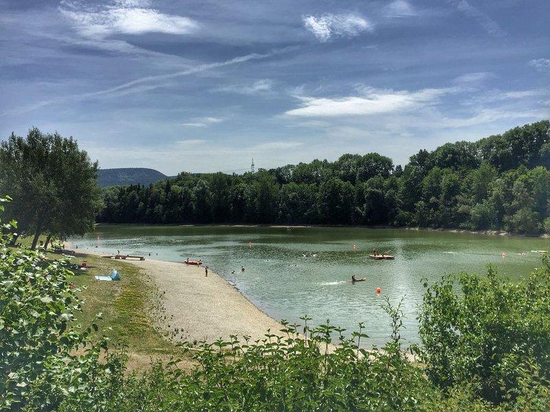 Neue Ferienwohnung in ruhiger Lage im Erholungsgebiet, vacation rental in Albstadt