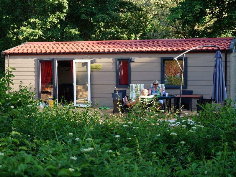 Ferien im Spreewald- Unsere liebevoll gestalteten Mobilheime Comfort, holiday rental in Diensdorf-Radlow