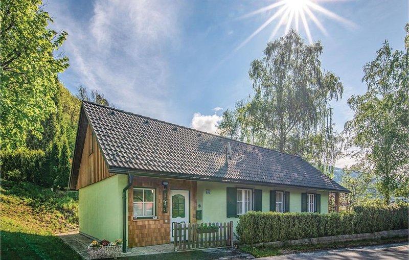 2 Zimmer Unterkunft in St.Peter am Kammersberg, location de vacances à St. Lambrecht