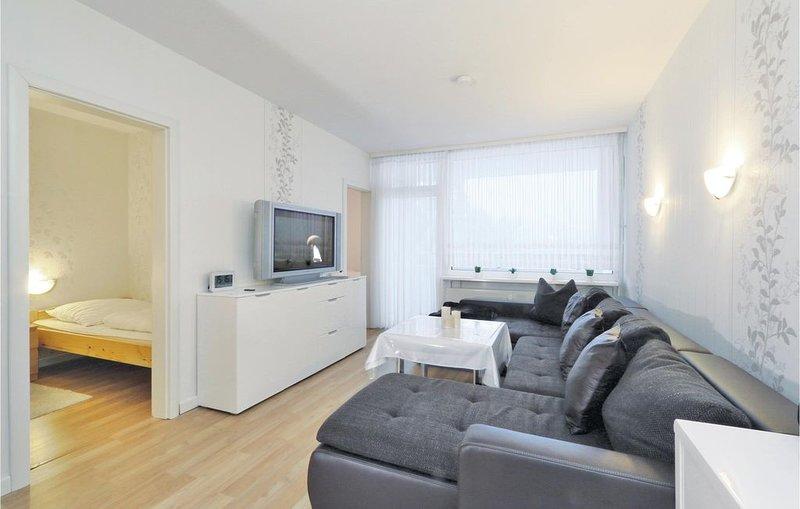 2 Zimmer Unterkunft in Goslar, holiday rental in Hahnenklee-Bockswiese