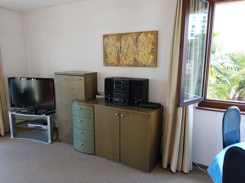 Sala de estar com Wi-Fi