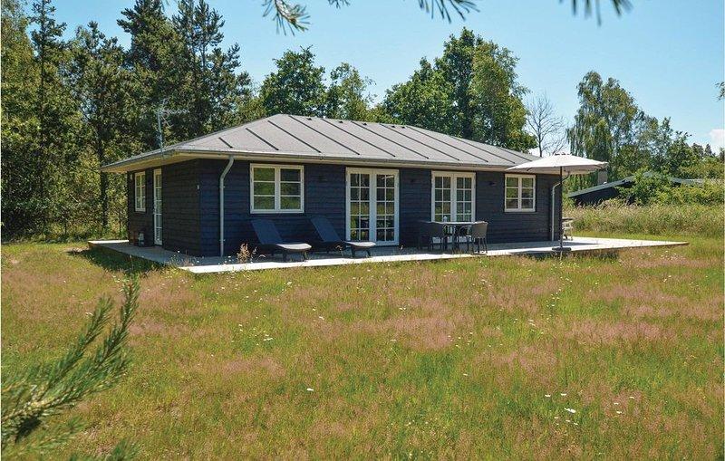 3 Zimmer Unterkunft in Vig, holiday rental in Hoensinge