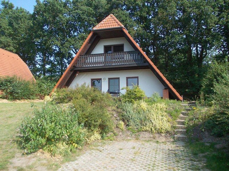 Ferienhaus für 4 Gäste mit 60m² in Marlow (117272), vacation rental in Semlow